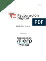 Web Service Timbrao Fact Digital