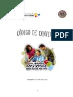 CODIGO CONVIVENCIA 2013