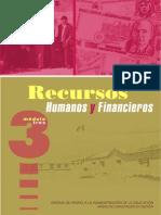 Mdulo3 Recursos Humanos y Financieros 2010