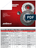 Catalogo Platodiesel 2010 Embragens Remanufaturadas