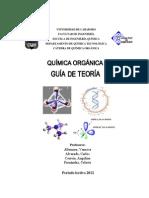 Tema 2. Guia de Teoria Catedra QOI