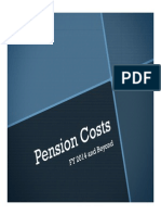 Contra Costa County Pension Costs 2014