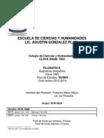 Síntesis de programa-filosofía-II-CCH-2013