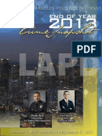 City of Los Angeles 2013 Crime Stats Report