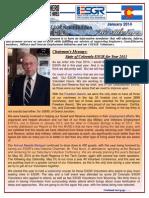 COESGR Newsletter January 2014