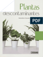 Plantas Descontaminantes