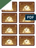 Munchkin Treasure Template