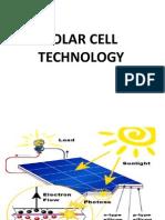 Presentation SOLAR CELL