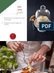Presentation des Stages de Cuisine 2014