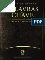 Biblia de Estudo Palavras Chaves