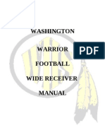 Wide Receiver Manual-whs
