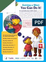 Vaccination Flyer