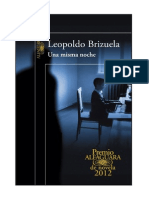 Brizuela Leopoldo - Una Misma Noche