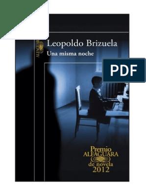 Brizuela Leopoldo Una Misma Noche Naturaleza