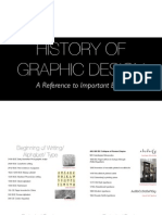 Graphic Design HIstory Timeline