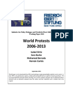 World Protests 2006-2013