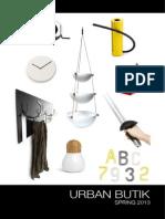 Urban Butik Catalog