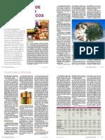 Conservação de alimentos Por aditivos QuÍmiCos