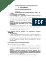Paradigmas Personales en Profesionales de Tratamiento Penitenciario