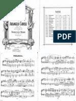 Antologia Corelli Para Piano