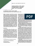 Geodynamic Evolution - Fedorowich, Kerrich, Stauffdawg