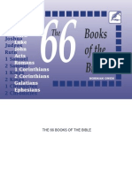 The 66 Books of the Bible