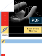 Knot Tying Manual