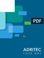 Adritec Catalogue