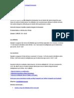 Cálculo del Sueldo o Salario Integral Venezuela