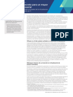 Virtualizacion - El Secreto Para Un Mayor Rendimiento y Ahorro de Costos