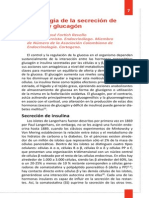 Fisiologia de La Secrecion de Insulina AJ Fortich