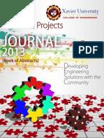 FYP Journal 2013