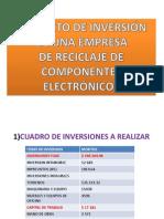 Diapositivas de Inversiones
