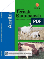 Agribisnis Ternak Ruminansia Jilid 3