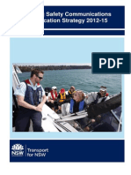 Boating Safety Communications Education Strategy2012 15 Web