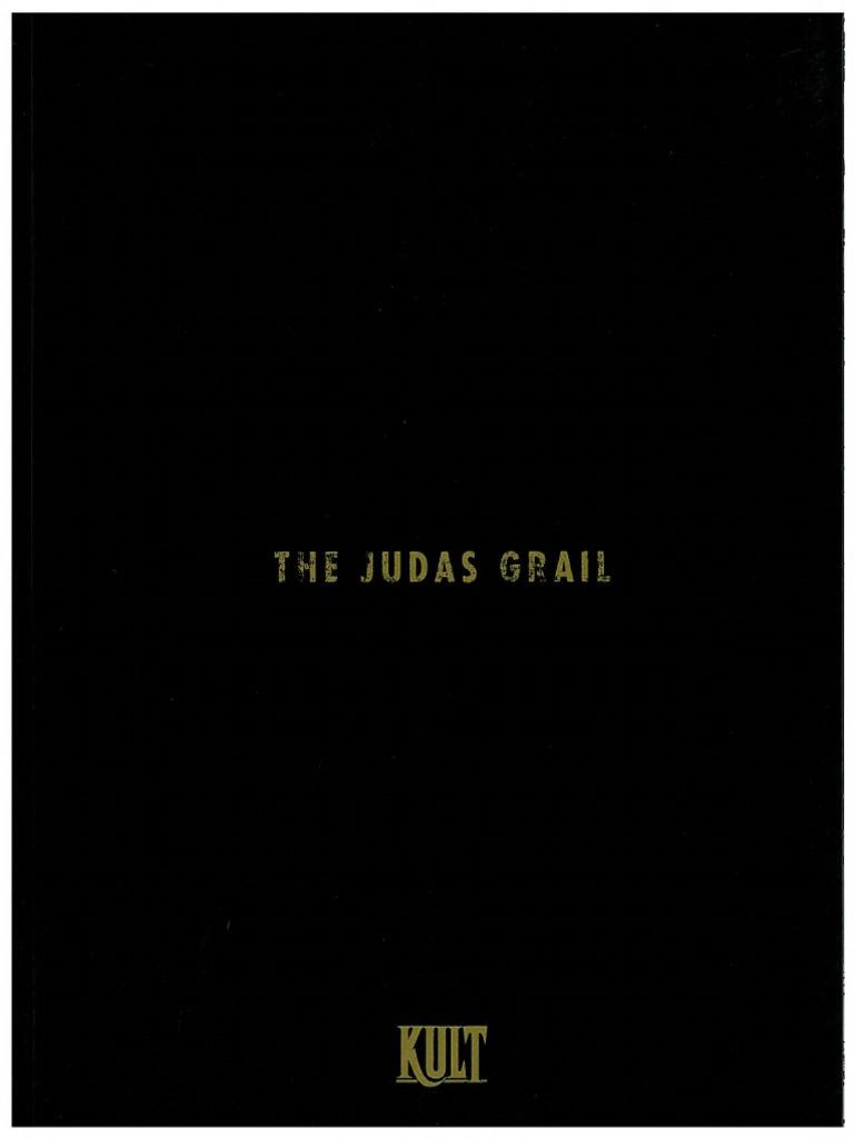 Kult RPG- The Judas Grail pdf