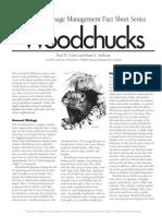 Woodchuck Factsheet