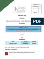 TGFU Dalam Pendidikan Jasmani & Kesihatan
