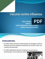 Vacuna Contra Influenza