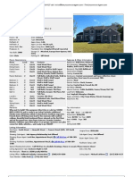23 Francis Drive MLS Sheet