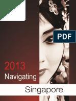 Navigating Singapore 2013