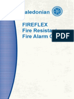 FFX Fire Arlarm Cables