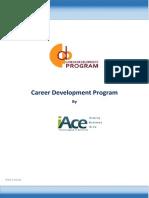 Iace Career Development Program