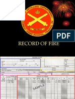 New Record of Fire