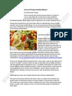 Remedios Naturales Contra El Hongo Candida Albicans