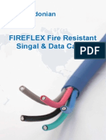 Fire Resistant Data Cables