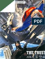 Superman & Batman - Trust (Alex Ross)
