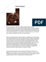 Gioacchino Antonio Rossini