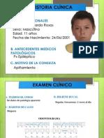 Caso Clinico Orto Cesar Rosas