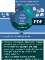 Ict4teacher Software Internet